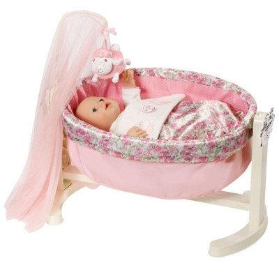 Игрушка Baby Annabell Колыбель с ночником, кор.