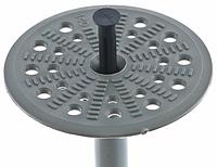 """Дюбель """"Гриб"""" для крепления утеплителя 80 мм. 500 штук в упаковке СИБРТЕХ 46041 (002)"""
