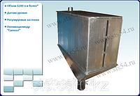 Объемный дозатор вспененного гранулированного полистирола