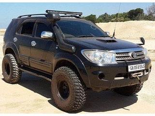 Усиленная подвеска Toyota Fortuner I (2005-2015)