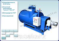 Пенобетонный газобетонный смеситель РСГ-1000