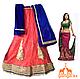 Индийский женский костюм (Лехенга), фото 3