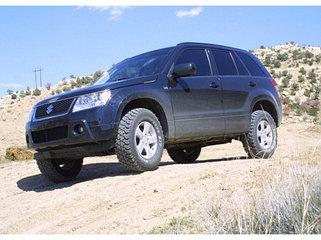 Усиленная подвеска Suzuki Grand Vitara Jt 2005-2014