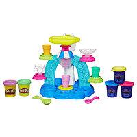 "Игровой набор пластилина ""Фабрика мороженого"", фото 1"