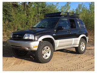 Усиленная подвеска Suzuki Grand Vitara Ft (1997-2005)