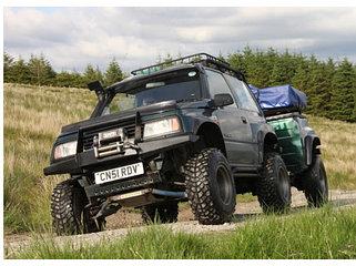 Усиленная подвеска Suzuki Vitara 1988-1997