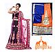 Индийский женский костюм (Лехенга), фото 9