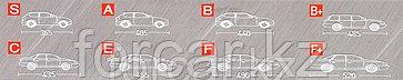 Тент автомобильный всесезонный CF JEEP, размер M, фото 2