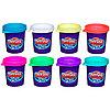 Набор из 8 банок Play-Doh PLUS