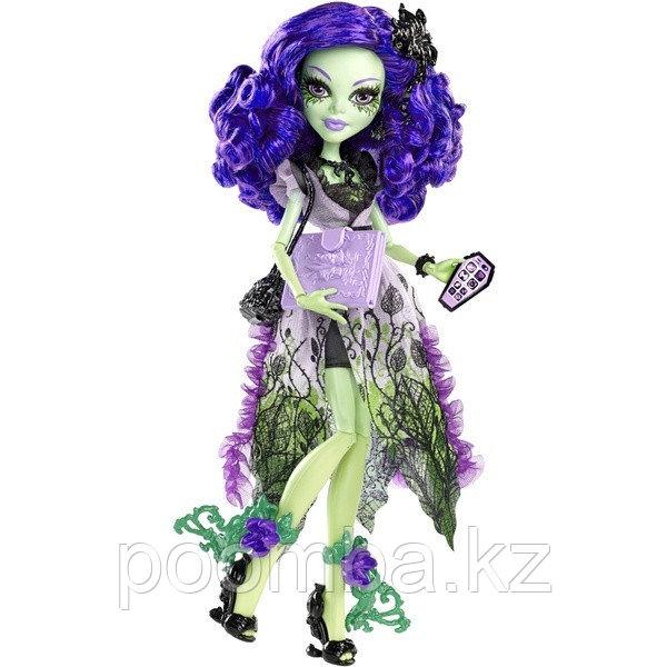 "Monster high""Мрачное цветение""Amanita Nightshade"""