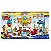 Набор Play-Doh Город главная улица B5868 + фигурки B5960
