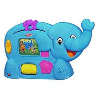 """Обучающая игрушка """"Смышленый слоник"""" Playskool, фото 1"""