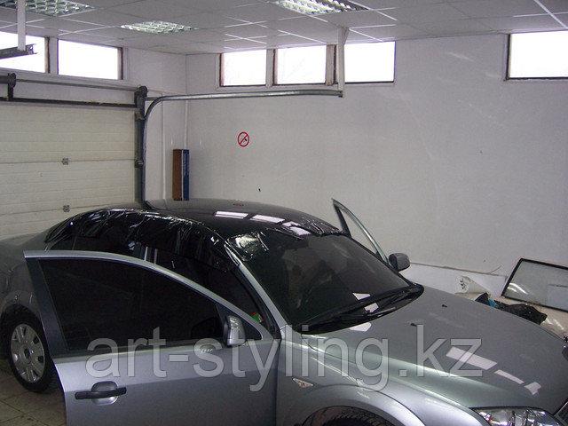 Пленка для имитации панорамной крыши автомобиля - купить сегодня