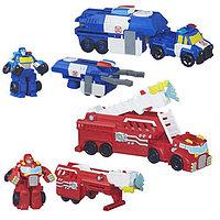 Трансформеры Спасатели: Машинки-спасатели , фото 1