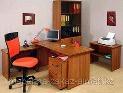 Офисная мебель для руководителей на заказ Алматы, фото 3