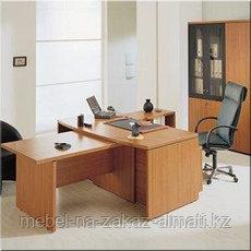 Комплект офисной мебели на заказ в Алматы, фото 3