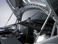 Амортизаторы капота Chevrolet Cruze 2012-