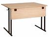 Стол лабораторный двухместный с 2 розетками / каб. физики