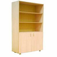 Шкаф для учебных пособий с полками