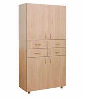 Шкаф для учебных пособий с ящиками