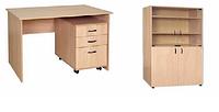 Шкафы и столы преподователя