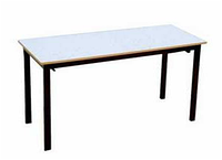 Стол обеденный 6-местный. Под скамейки.