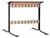 Вешалка напольная двухсторонняя 18 мест