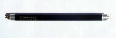 Ультрафиолетовая лампа  BLB T5 6W для детектора валют