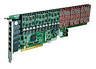 Телефонная аналоговая плата Openvox A2410P до 24 FXO/FXS