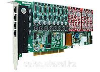 Телефонная аналоговая плата Openvox AE1610P до 16 FXO/FXS