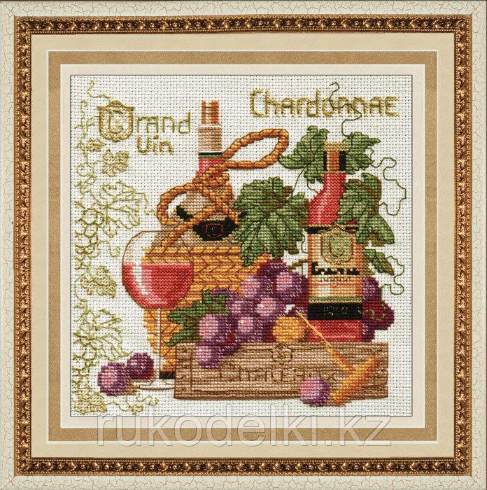 """Набор для вышивания крестом """"В лучших традициях Франции"""""""