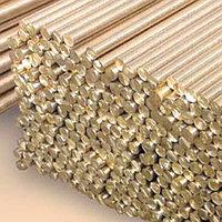 Пруток латунный 3 - 200 мм Л59 Л59-1 Л63 ГОСТ 2060-2006 ГОСТ 24301-93