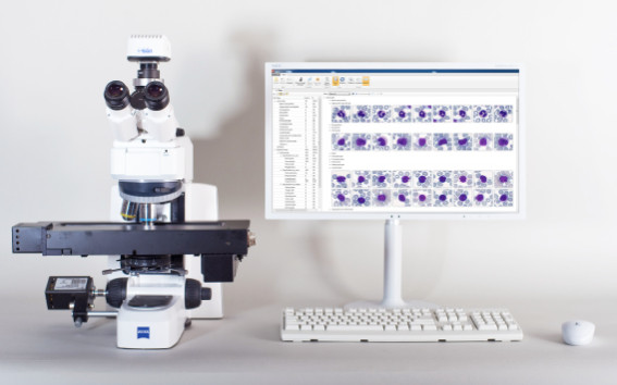 Система: Оптимальное решение для небольших и средних лабораторий Vision Hema® Pro