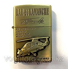 Бензиновая зажигалка Rah-66 Kamanche