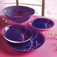 Столовый сервиз Luminarc Kashima Purple 19 предметов