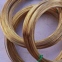 Проволока бронзовая 0.95 БрКМц3-1 по ГОСТ Р 54150-2010, 5222-72