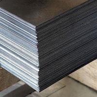Лист горячекатаный стальной 1мм - 380мм г.к.