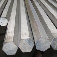 Шестигранник нержавеющий 2-98мм сталь AISI201