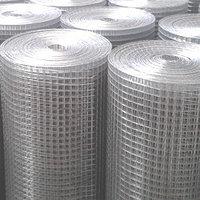 Сетка стальная 5х5 - 100х100 мм ГОСТ 5336-80 плетеная