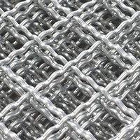 Сетка стальная 1,6х1,6 - 100х100 мм ГОСТ 3306-88 рифленая