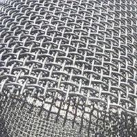 Сетка нержавеющая тканая с квадратными ячейками