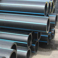 Труба полиэтиленовая ПЭ 100 ПЭ 80 для канализации и водоснабжения
