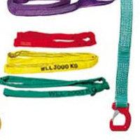 Текстильные чалки стропы от 0.5 до 80тонн, длина 1- 20м