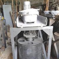 Дробилка канализационная стальная чугунная и полиэтиленовая нержавеющая