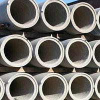 Труба бетонная железобетонная от 300 до 4000мм в том числе фальцевая