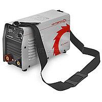 Инверторный аппарат ручной электродуговой сварки ММА Интерскол ИСА-160/7,1, 140-240В, частота 50Гц, максимальн