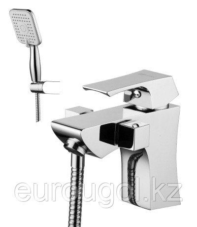 Смеситель для ванны на борт Lemark Unit L4515C