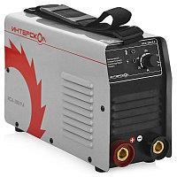 Инверторный аппарат ручной электродуговой сварки ММА Интерскол ИСА-180/8,2, 140-240В, частота 50Гц, максимальн