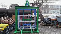 Гидравлический пресс для производства резиновой плитки