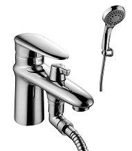 Смеситель врезной для ванны Lemark Status L4415C